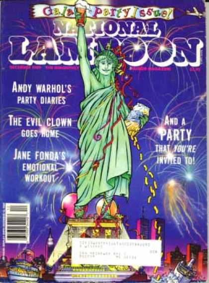 National Lampoon - December 1989