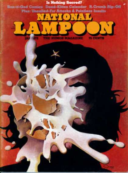 National Lampoon - January 1972