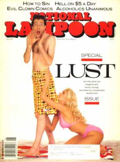 National Lampoon - June 1990