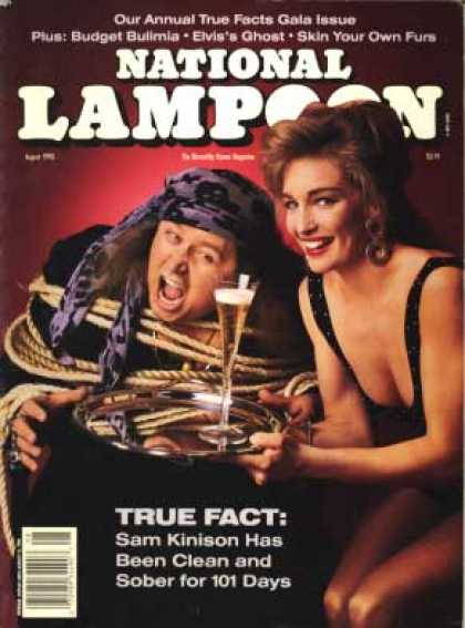 National Lampoon - August 1990