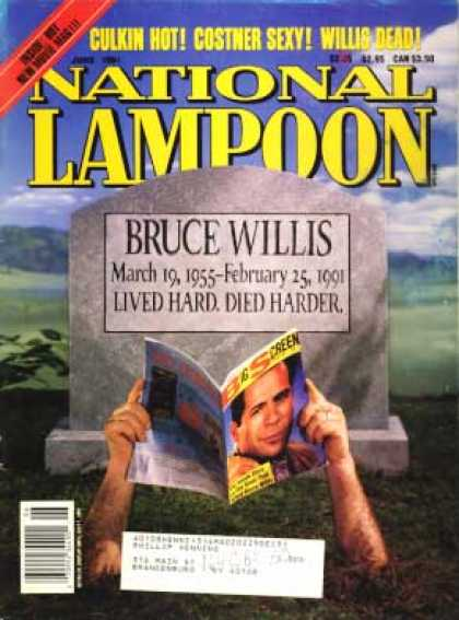 National Lampoon - June 1991