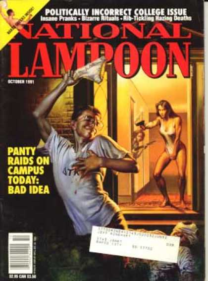 National Lampoon - October 1991