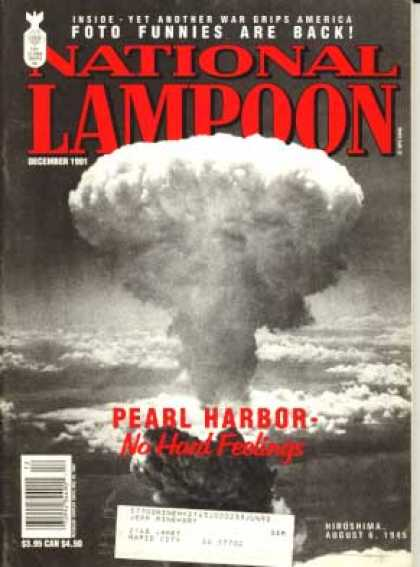 National Lampoon - December 1991