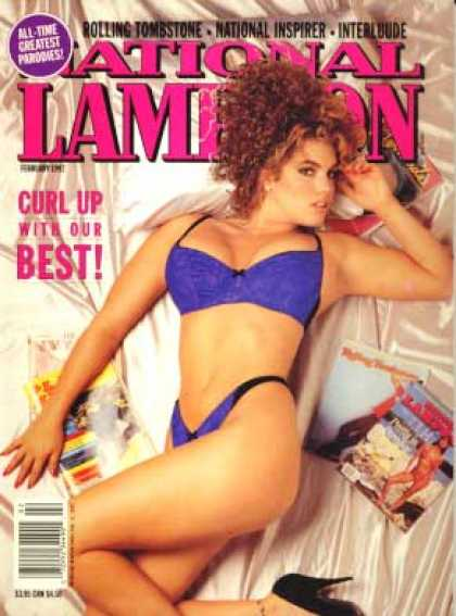 National Lampoon - February 1992