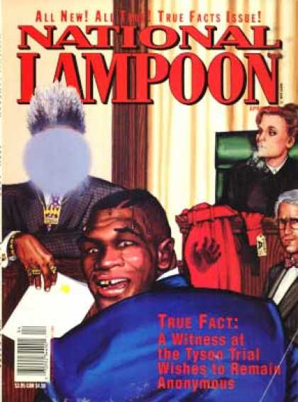 National Lampoon - April 1992