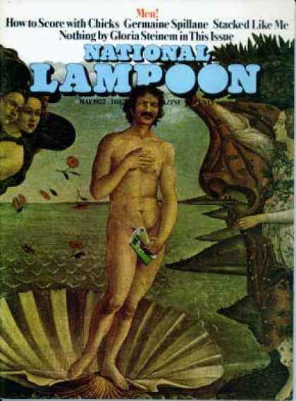 National Lampoon - May 1972