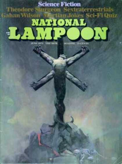 National Lampoon - June 1972