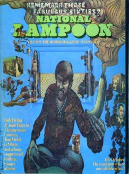 National Lampoon - October 1972