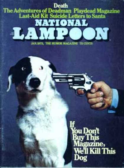 National Lampoon - January 1973