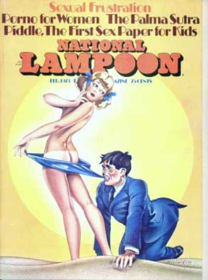 National Lampoon - February 1973