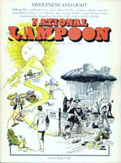 National Lampoon - March 1973