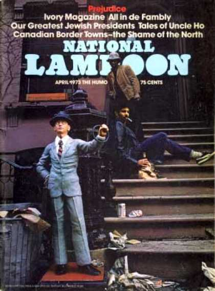 National Lampoon - April 1973