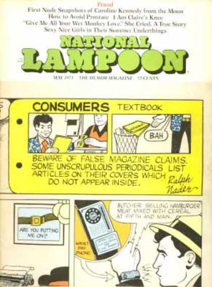 National Lampoon - May 1973