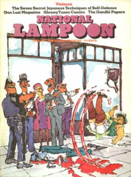 National Lampoon - June 1973