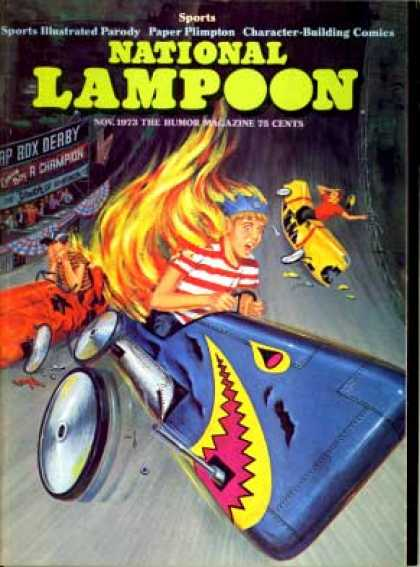 National Lampoon - November 1973