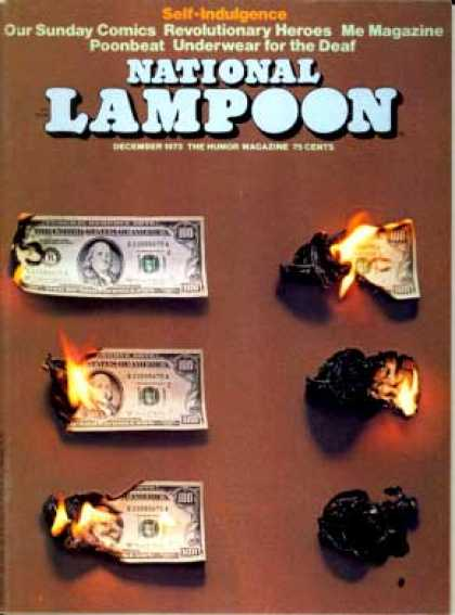 National Lampoon - December 1973
