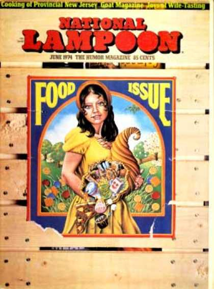 National Lampoon - June 1974