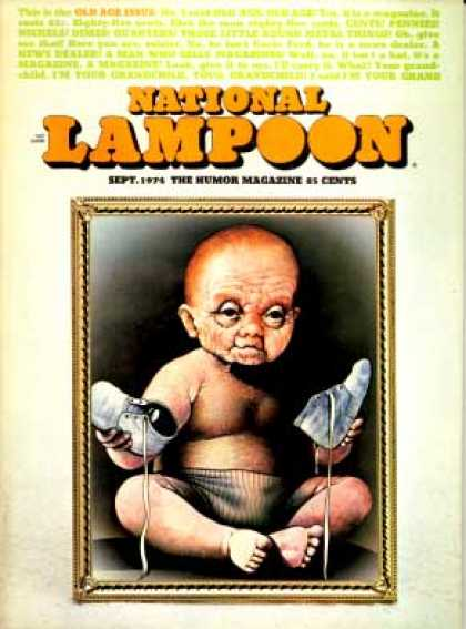 National Lampoon - September 1974