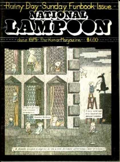 National Lampoon - June 1975