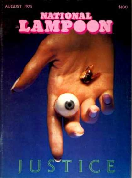 National Lampoon - August 1975
