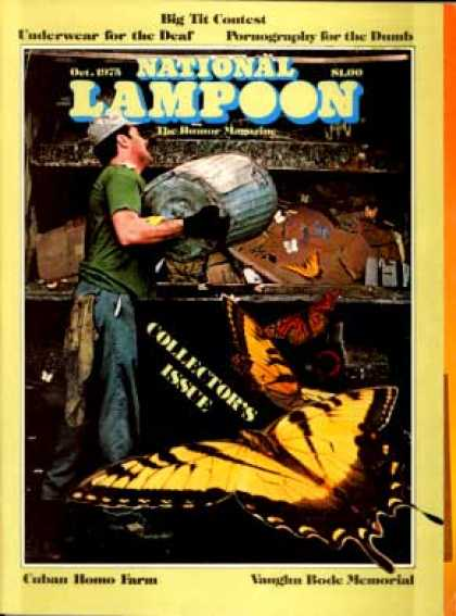 National Lampoon - October 1975