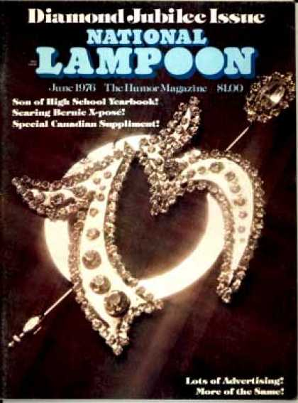 National Lampoon - June 1976