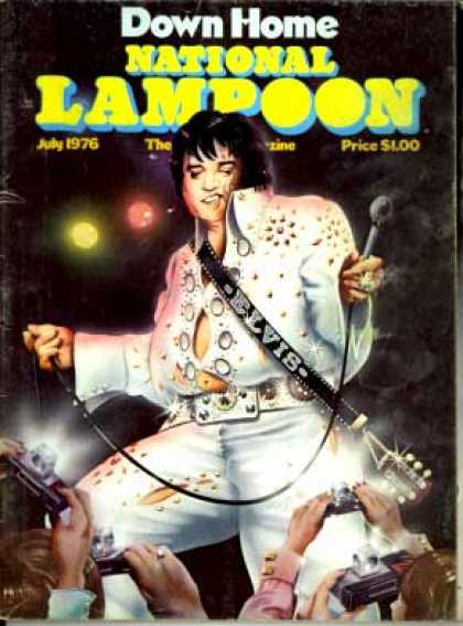 National Lampoon - July 1976