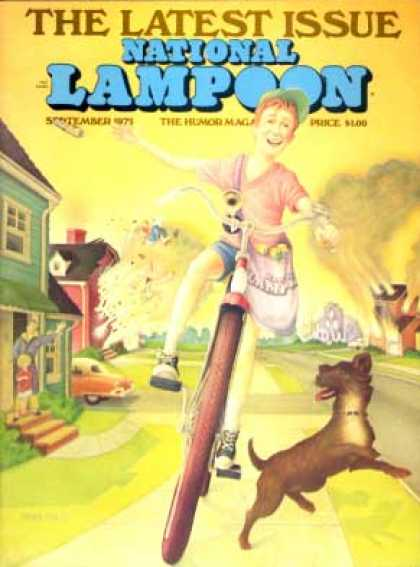 National Lampoon - September 1976