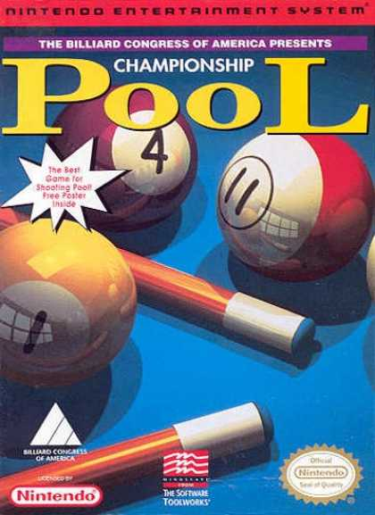 NES Games - Championship Pool