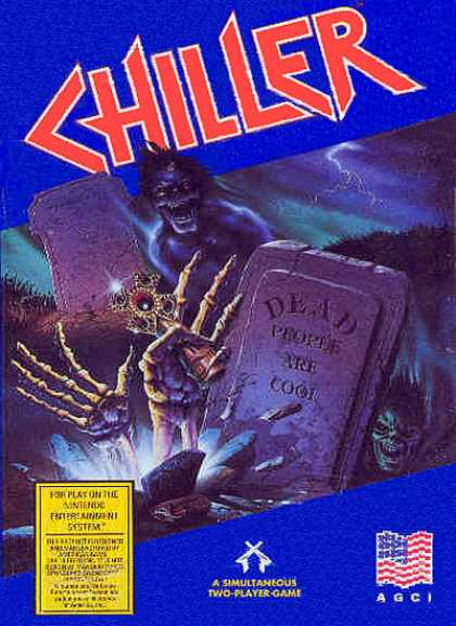 NES Games - Chiller
