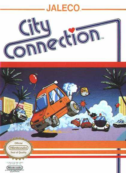 NES Games - City Connection