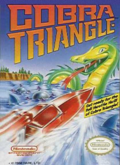 NES Games - Cobra Triangle