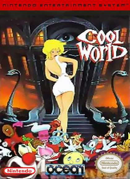 NES Games - Cool World