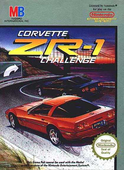 NES Games - Corvette ZR-1