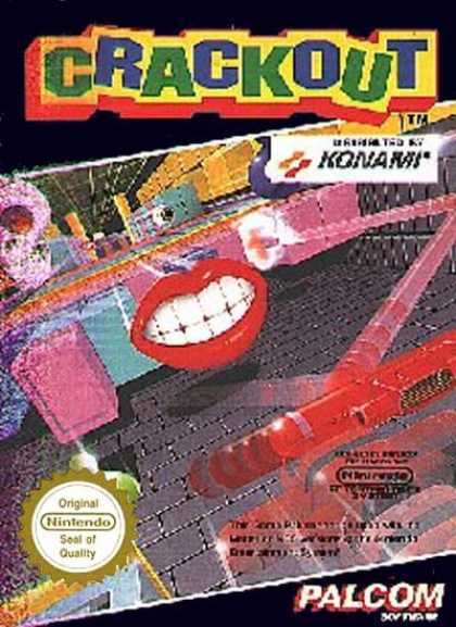 NES Games - Crackout