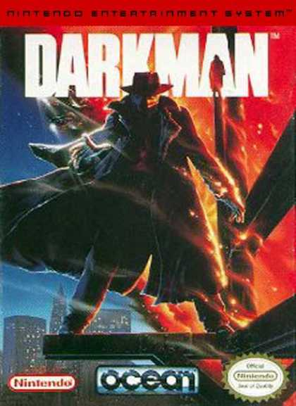 NES Games - Darkman