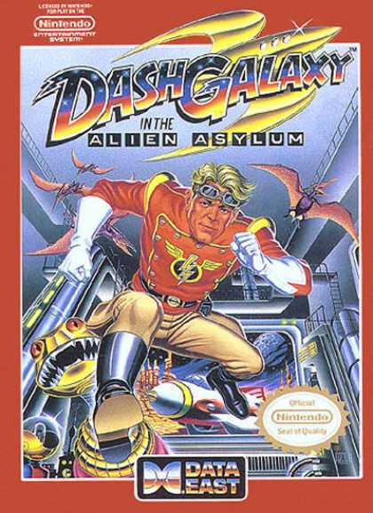 NES Games - Dash Galaxy