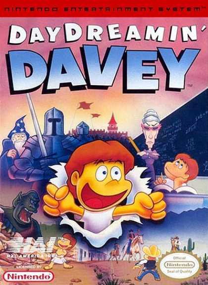NES Games - Day Dreamin' Davey