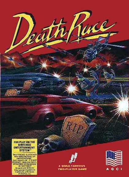 NES Games - Death Race