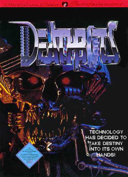 NES Games - Deathbots