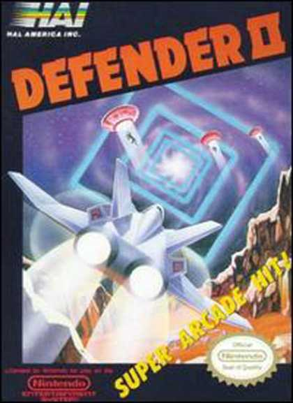 NES Games - Defender 2