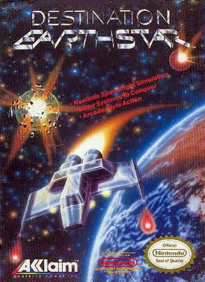 NES Games - Destination Earthstar