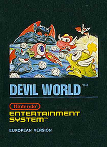 NES Games - Devil World