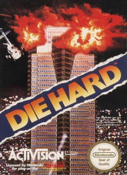 NES Games - Die Hard