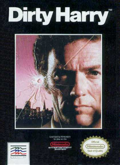 NES Games - Dirty Harry