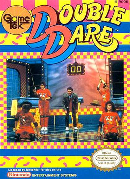 NES Games - Double Dare