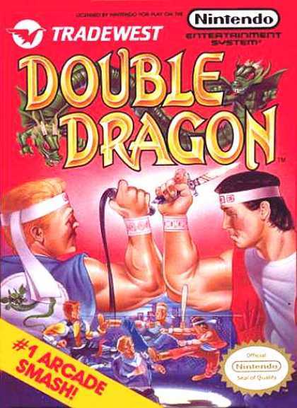NES Games - Double Dragon 1