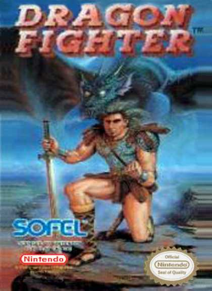 NES Games - Dragon Fighter