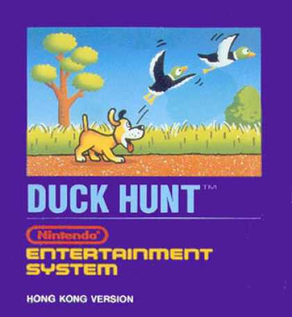 NES Games - Duck Hunt H
