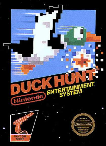NES Games - DucK Hunt